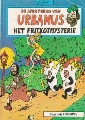 De avonturen van Urbanus - Het fritkotmysterie