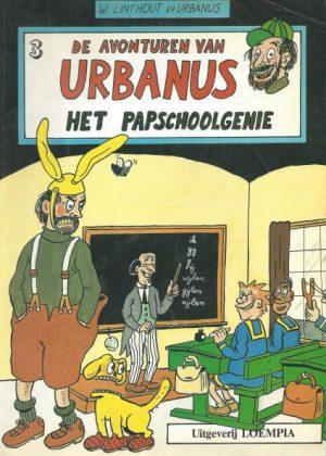 De avonturen van Urbanus - Het papschoolgenie