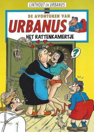 De avonturen van Urbanus - Het rattenkamertje