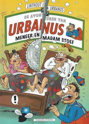 De avonturen van Urbanus - Meneer en madam Stoef