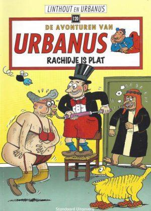 De avonturen van Urbanus - Rachidje is plat