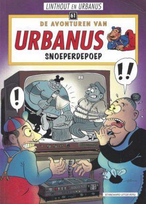 De avonturen van Urbanus - Snoeperdepoep