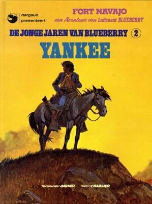 De jonge jaren van Blueberry - Yankee