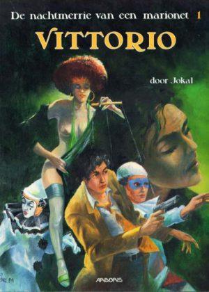 De nachtmerrie van een marionet - Vittorio