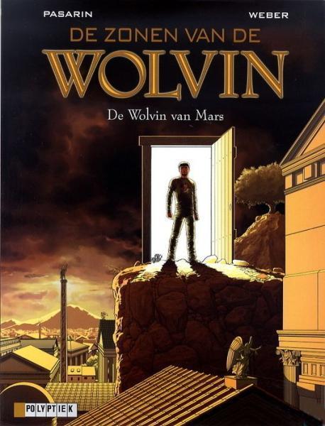 De zonen van de Wolvin - De wolvin van Mars