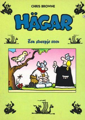 Hagar- Een streepje voor