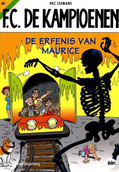 F.C. De Kampioenen - De erfenis van Maurice