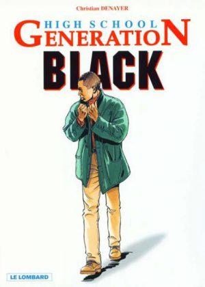 High School Generation - Black