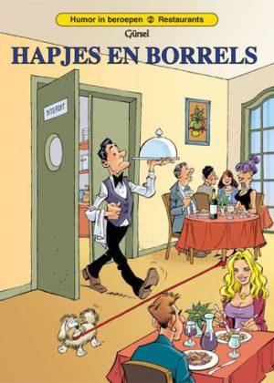 Humor in beroepen - Hapjes en Borrels