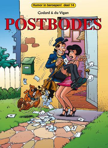 Humor in beroepen - Postbodes