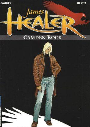 James Healer - Camden Rock