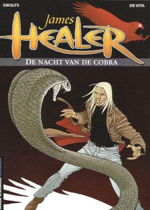 James Healer - De nacht van de cobra