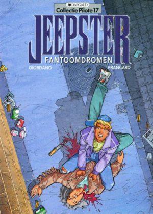Jeepster - Fantoomdromen