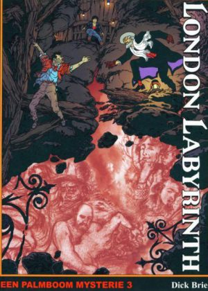 Julius Palmboom - London labyrinth