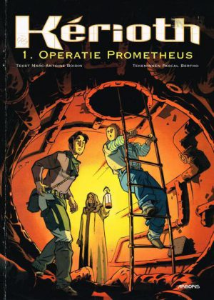 Kérioth - Operatie Prometheus