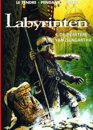 Labyrinten - De meester van Agartha