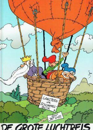 Langteen en Schommelbuik - De grote luchtreis