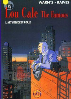 Lou Cale The Famous - Het gebroken popje