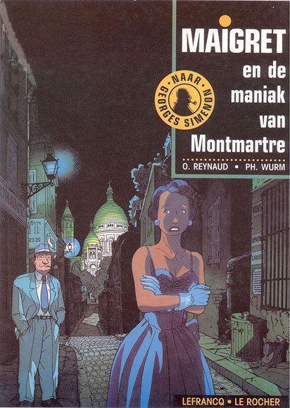 Maigret en de maniak van Montmartre