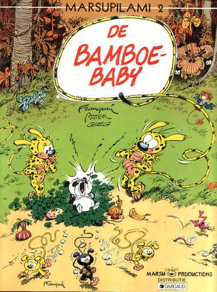 Marsupilami - De bamboe-baby