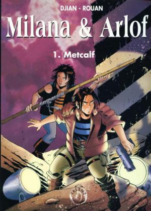 Milana & Arlof - Metcalf