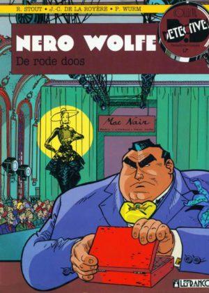Nero Wolfe - De rode doos