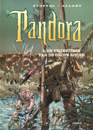 Pandora - De vrijbuiters van de grote rivier