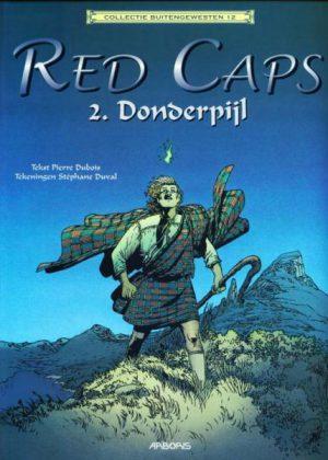 Red Caps - Donderpijl