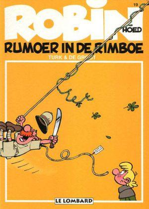 Robin Hoed - Rumoer in de rimboe