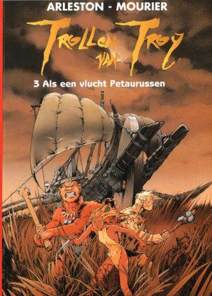 Trollen van Troy - Als een vlucht Petaurussen