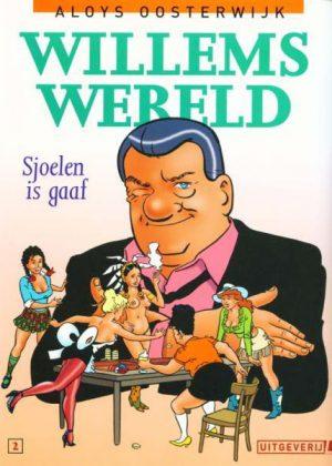 Willems Wereld - Sjoelen is gaaf