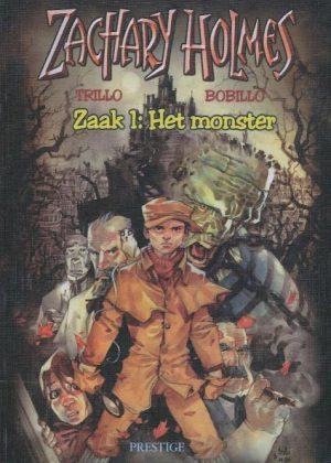 Zachary Holmes - Het monster