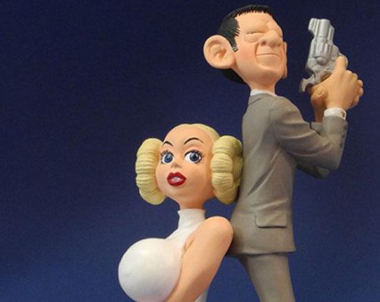 Stripfiguren merchandise vind je op Stripboekenhandel.nl