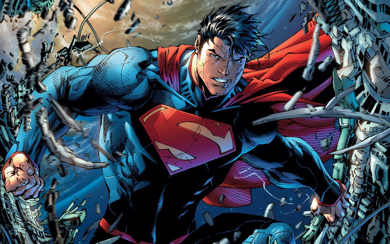 Superman comics vind je op Stripboekenhandel.nl