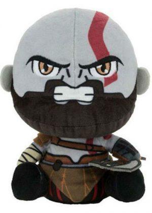 God of War - Pluche Kratos Subbins. Afmeting 18cm.