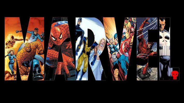 Marvel comics vind je op Stripboekenhandel.nl