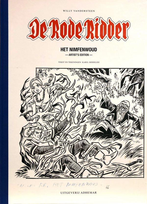 Rode Ridder - Het Nimfenwoud (Artist Edition)