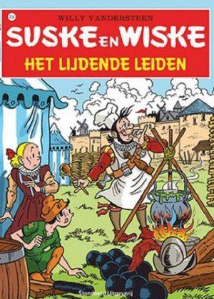 Suske en Wiske 314 - Het Lijdende Leiden