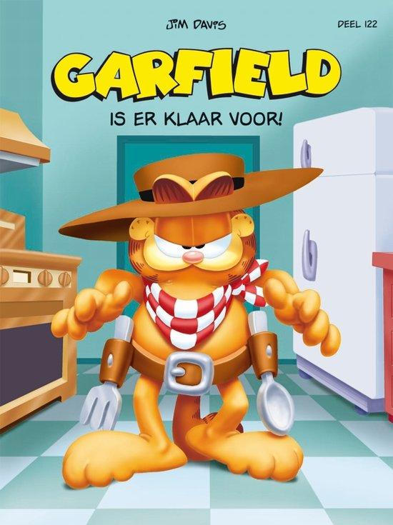 Garfield 122 - Garfield is er klaar voor
