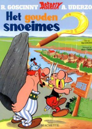 Asterix en Obelix - Het Gouden Snoeimes (Hachette)