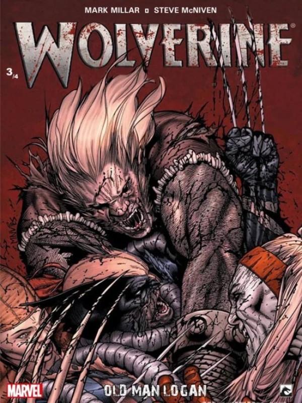 Wolverine 3/4 - Old Man Logan