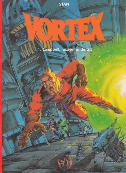 Vortex 1 - Campbell, reizigers in de tijd