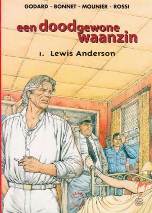 Een doodgewone waanzin 1 - Lewis Anderson