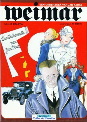Weimar - Een onderzoek van Jan Karta (Hardcover)