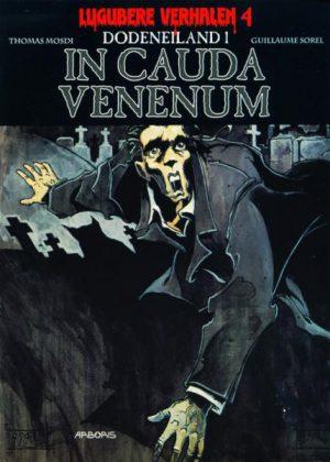 Lugubere verhalen 4 - Dodeneiland 1, In Cauda Venenum