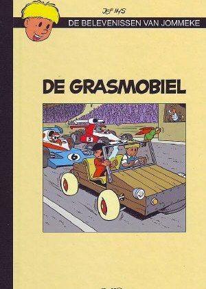 De belevenissen van Jommeke - De Grasmobiel