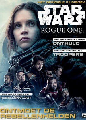 Star Wars Rogue One, het officiële filmboek