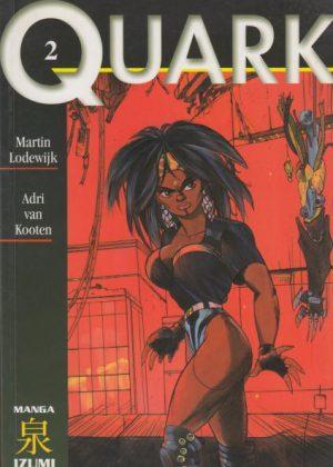 Quark 02 - Manga Izumi