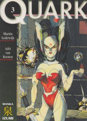 Quark 03 - Manga Izumi