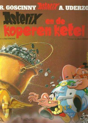 Asterix - Asterix en de koperen ketel (Hachette)
